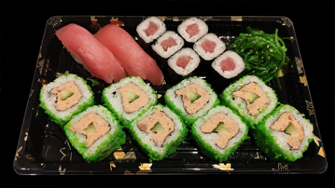 Foto A4 - Tuna Selection (16 stuks)